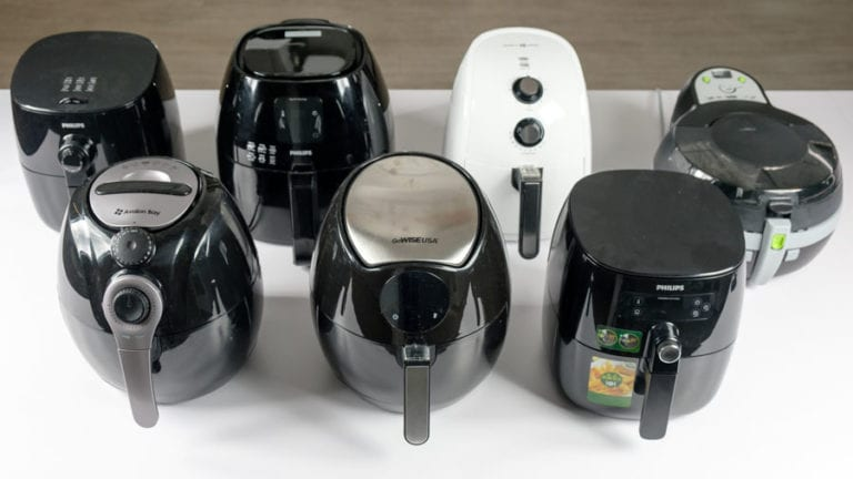 Group photo for Air Fryer