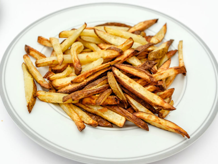 French Fries for Air Fryer