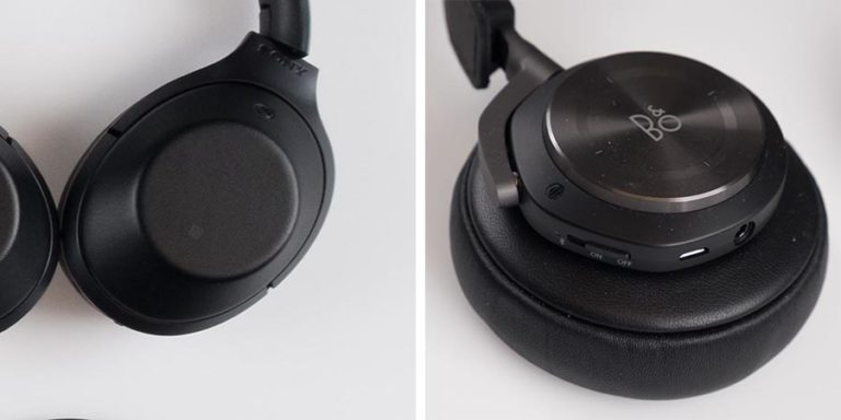 Touchpads for Noise-Canceling Headphones