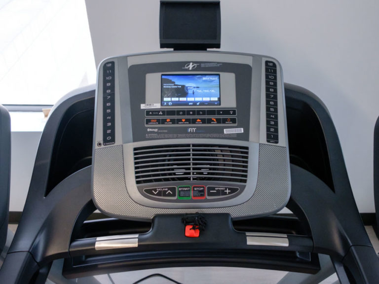 C 990 Console for Treadmill