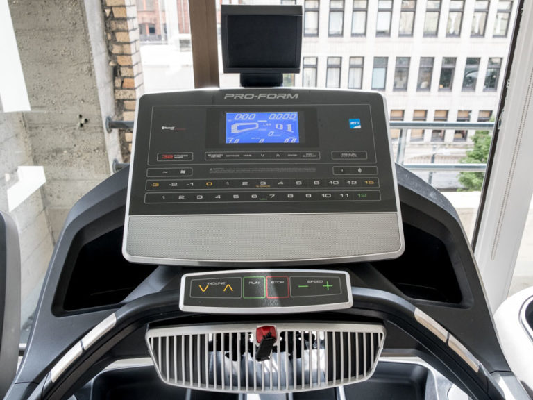 ProForm Console for Treadmill