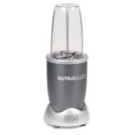 NutriBullet 12-Piece High-Speed Blender Mixer System Gray