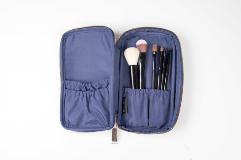 Bobbi Brown case for Makeup Brushes