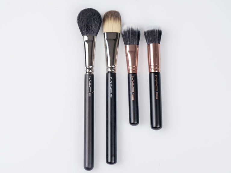 MAC options for Makeup Brushes