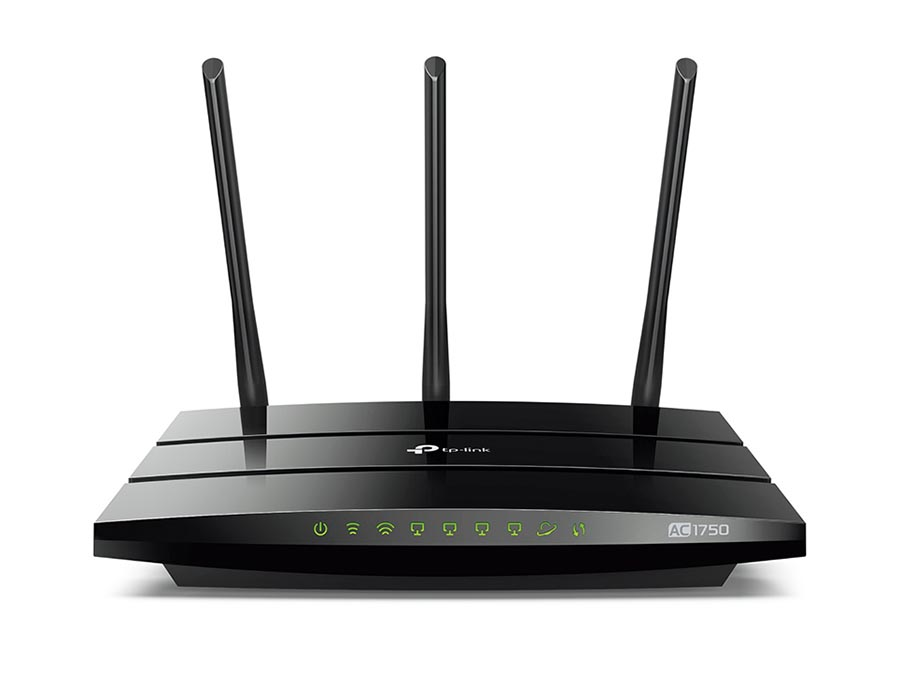 TP-LINK Archer C7 AC1750 Wireless-AC Dual-Band Router