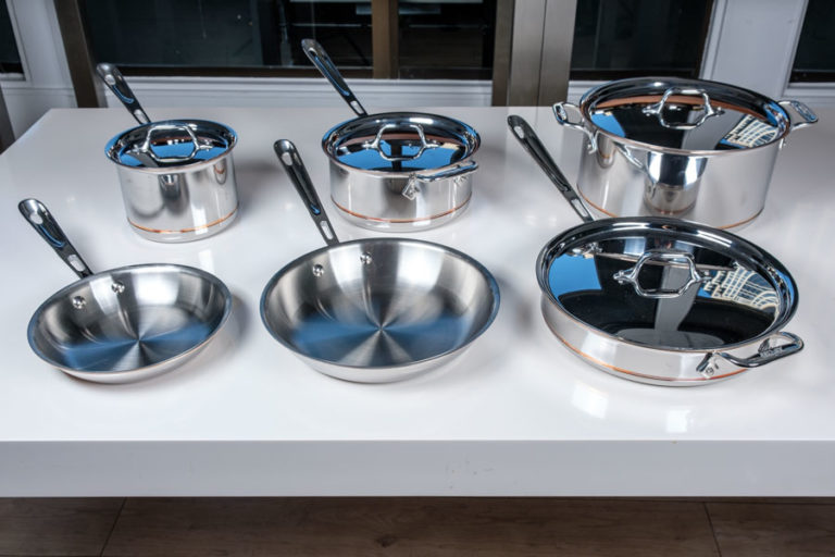 All-Clad Set for Cookware