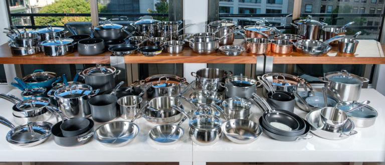 Group Shot for Cookware