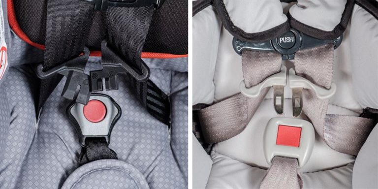 Buckle Comparison for Infant Car Seat