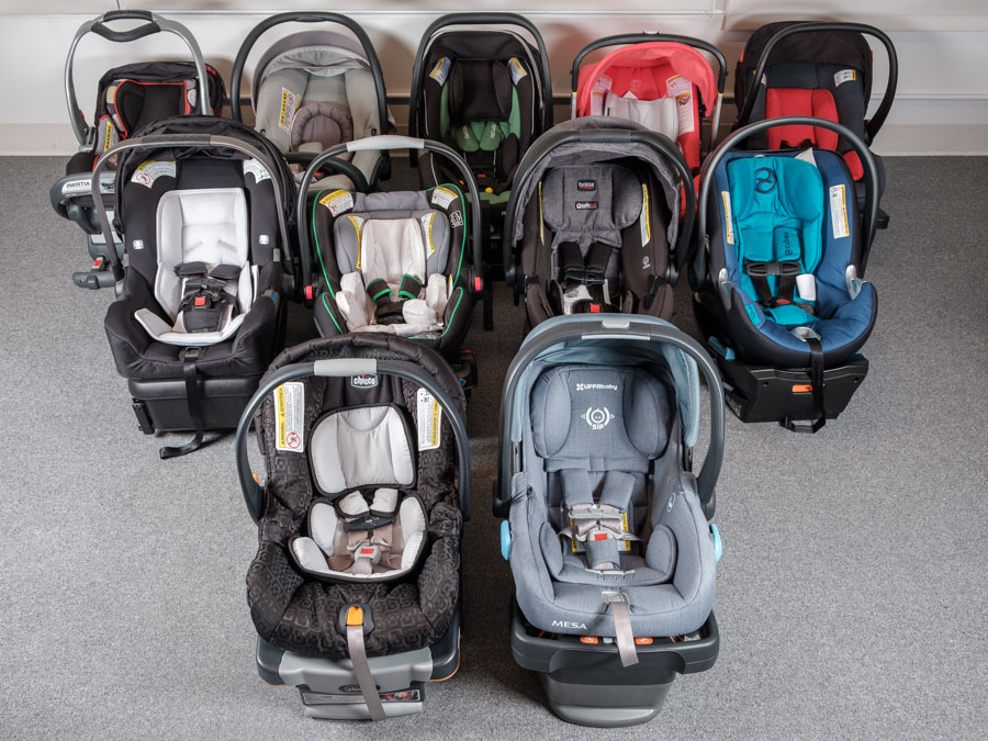 The Best Infant Car Seat Of 2019 Reviews Com