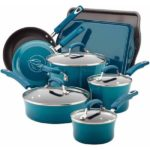 Rachael Ray 12-Piece Nonstick Cookware Set