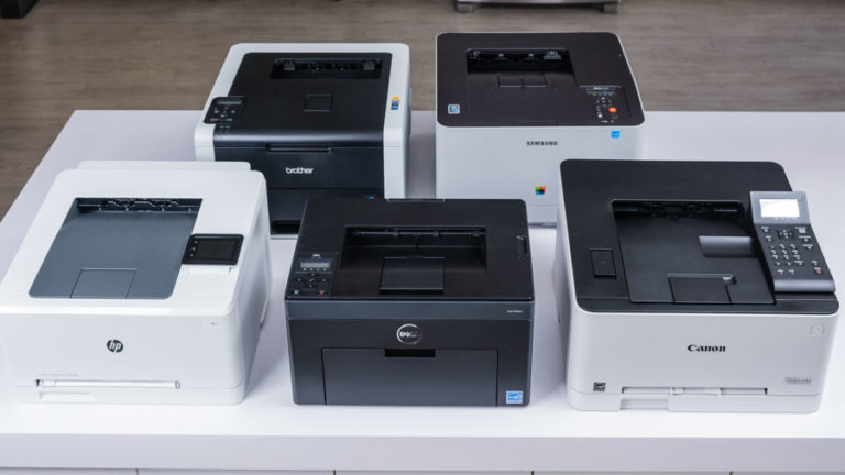 Color Laser Finalists for Laser Printer