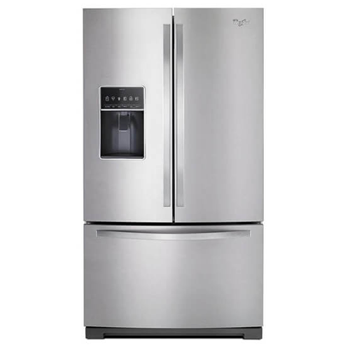 See Full Review. French Door Runner Up. Whirlpool WRF767SDEM Refrigerator