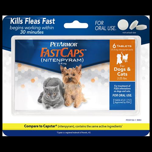 dog pill for fleas