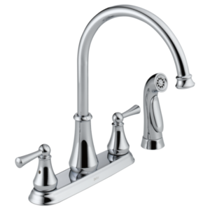 Delta Lewiston for Kitchen Faucets