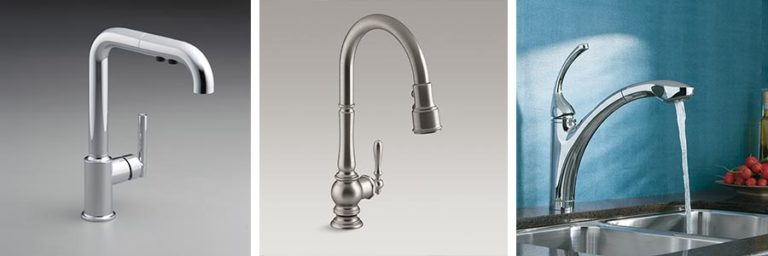 Kohler Collage for Kitchen Faucets