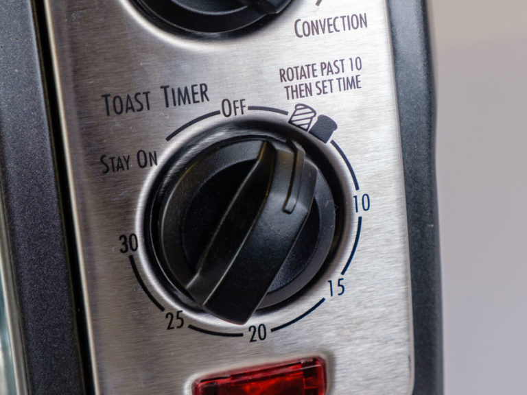Toast Symbols for Toaster Oven