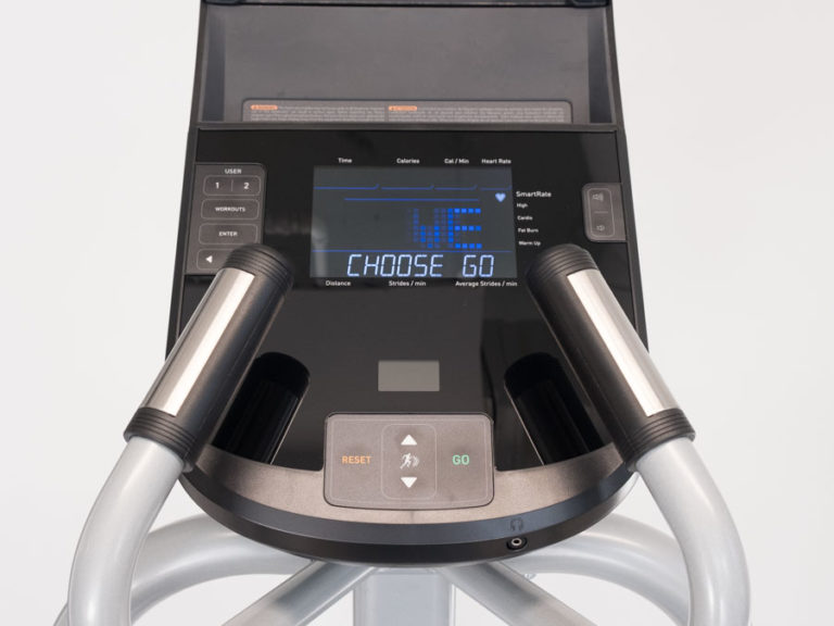 Precor Console for Elliptical Machines