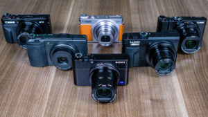 Compact Finalists for Digital Camera