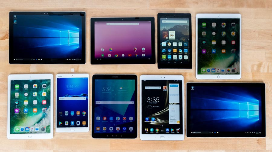 The Best Tablet For 2018 Reviews Com