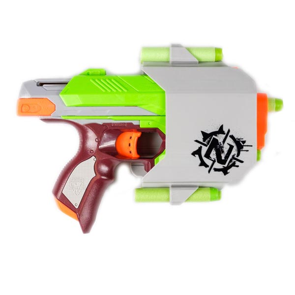 Nerf's N-Strike Elite Hail-Fire