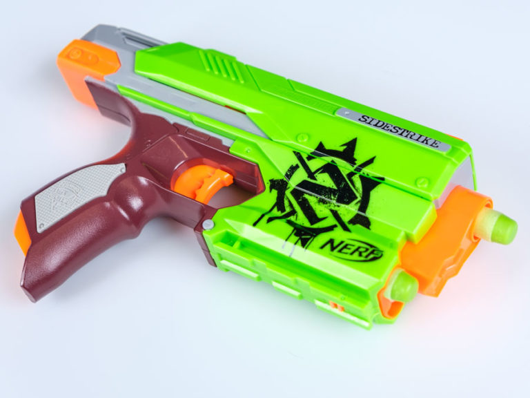 Pistol for Nerf Gun
