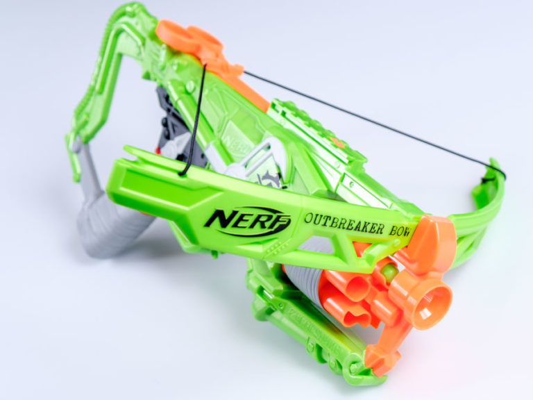 Crossbow Hybrid for Nerf Gun