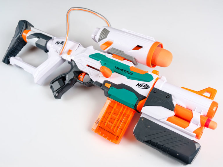 Rifle for Nerf Gun