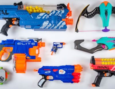 The Best Nerf Guns