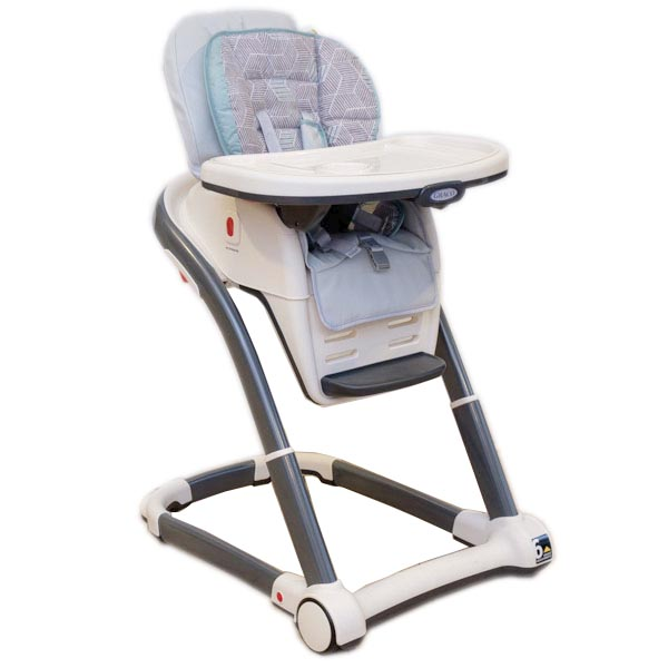 Graco Blossom DLX 6-in-1 Seating System