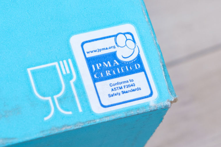 JPMA Label for High Chair