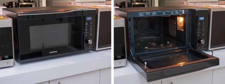 Samsung-Door-for-Microwave