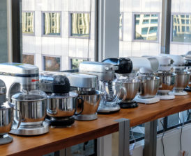 The Best Stand Mixers