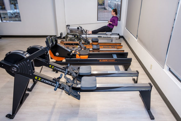 Testing for Rowing Machine