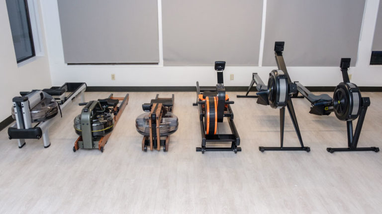 Featured Image for Rowing Machine