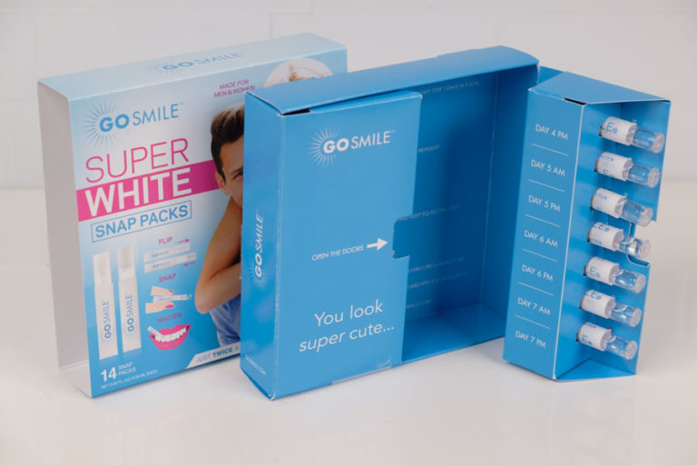 Full Go Smile kit for Teeth Whitening