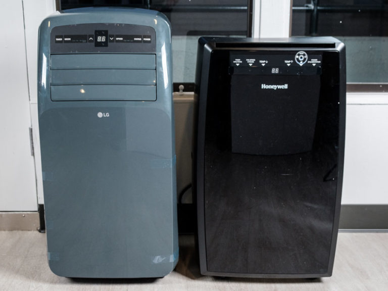 LG vs. Honeywell for Portable Air Conditioner