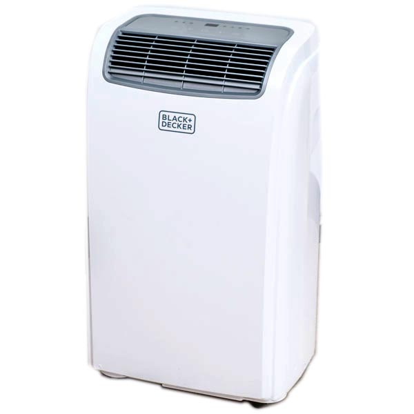BLACK+DECKER BPACT08WT 8,000 BTU Portable Air Conditioner