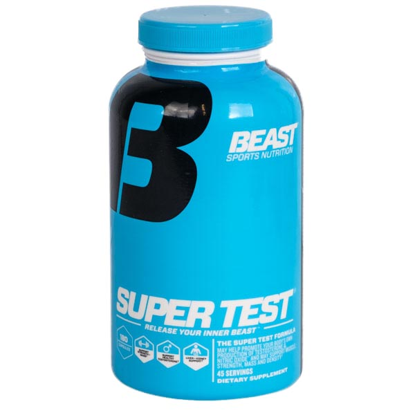 Beast Sports Nutrition – Super Test