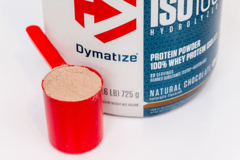 Dymatize for Protein Powder