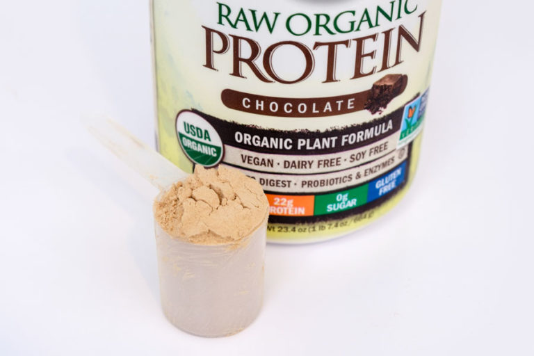 Garden of Life for Protein Powder
