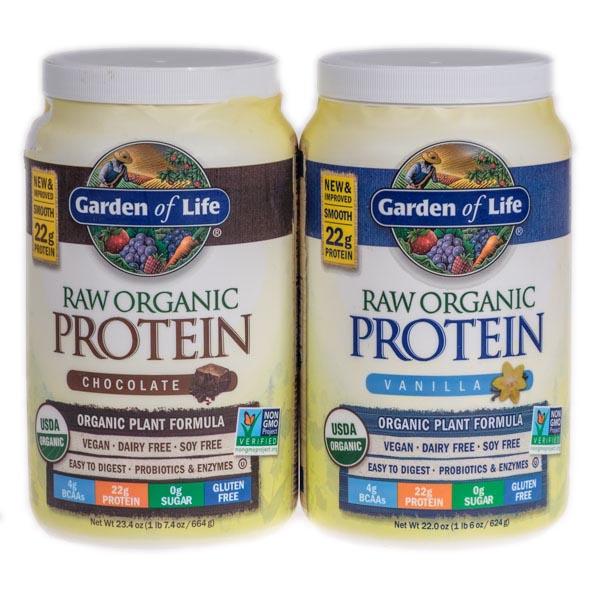 The Best Protein Powder of 2018 – Garden Of Life Raw Fit Meal Plan