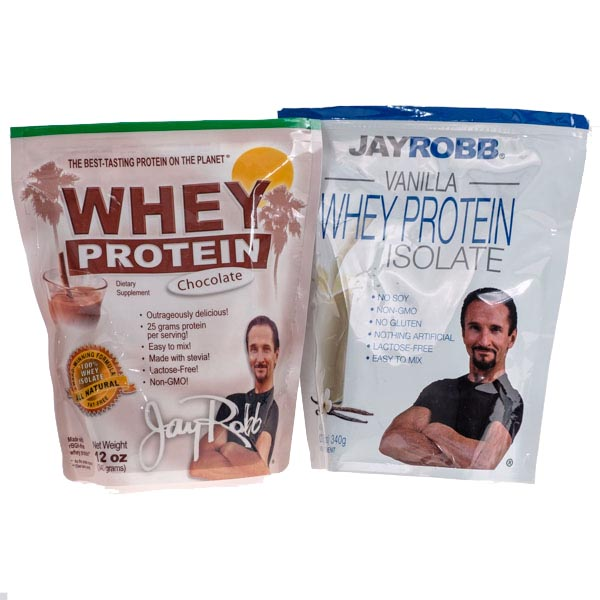 Whey free protein powder