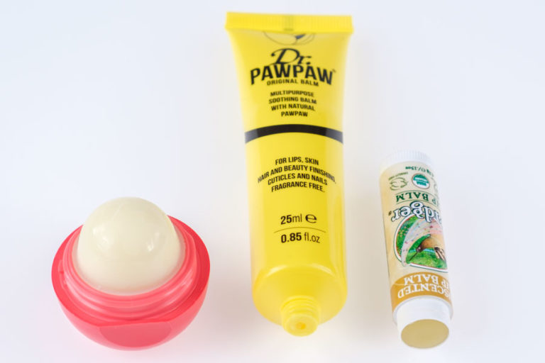Comparison for Lip Balm
