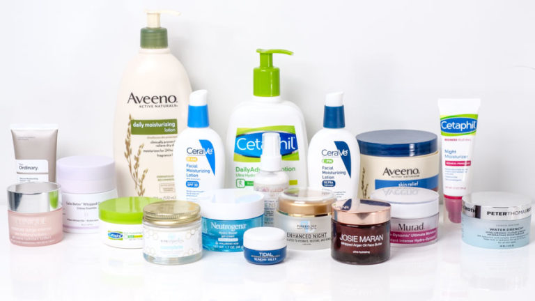 Finalists for Face Moisturizer