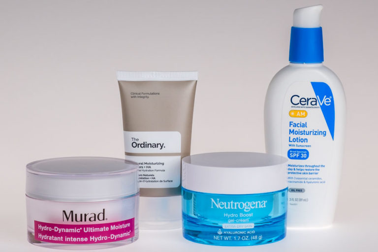 Top Picks for Face Moisturizer