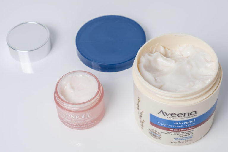 Clinique vs Aveeno for Face Moisturizer