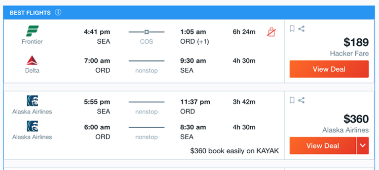 Airfare-Draft-Kayak-price-comparison-for-Airfare