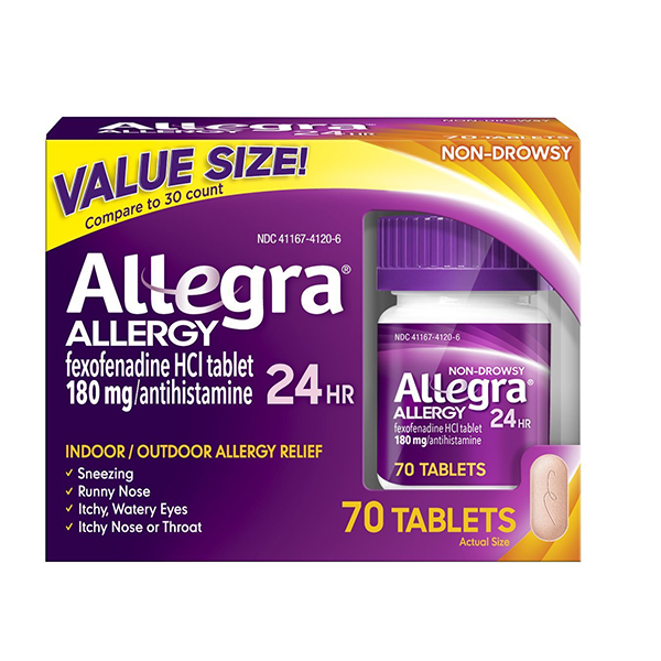 The Best Allergy Medicine Of 2019 Reviews Com
