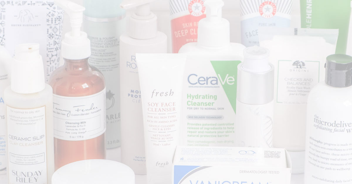The Best Face Wash of 2019 | Reviews com