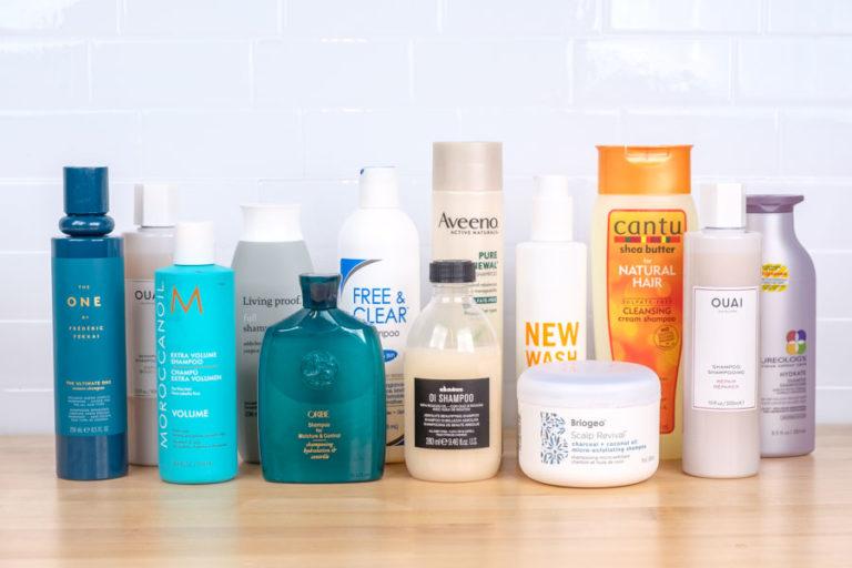 The Best Shampoos Of 2019 Reviews Com
